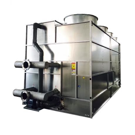 GHM Series Cross Flow Closed Water Cooling Towers