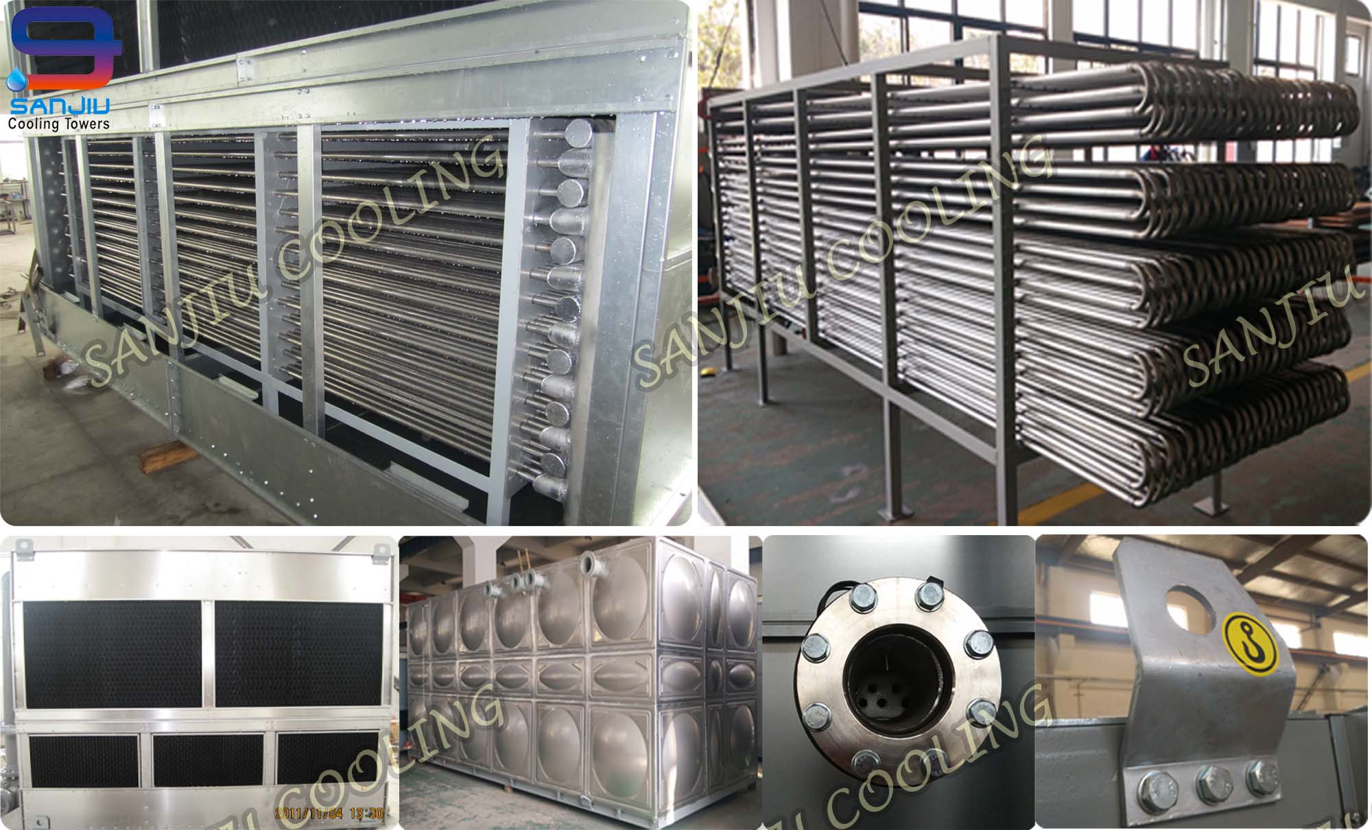 Stainless Steel of Cooling Tower